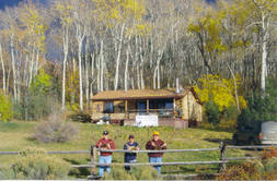 Colorado Self Guided Elk Hunts – Over 20 Private Ranches (Prices Vary)